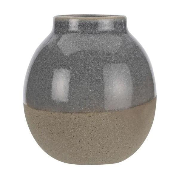 Kameninová váza A Simple Mess Skraa Blue Mirage, ⌀18cm