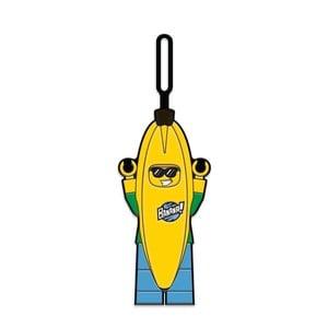 Jmenovka na zavazadlo LEGO® Banana Guy