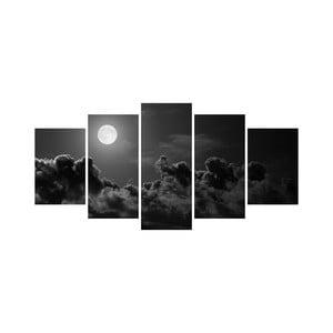 Vícedílný obraz Black&White no. 83, 100x50 cm