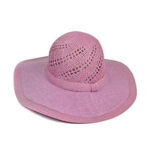 Růžovofialový klobouk Art of Polo Dianna