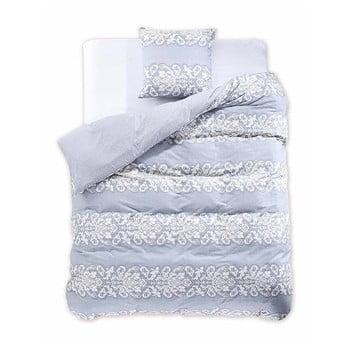 Lenjerie de pat reversibilă DecoKing Diamond Tenchi, 135 x 200 cm de la DecoKing