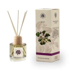Aroma difuzér s vůni fialky Bahoma London Fragranced, 100 ml