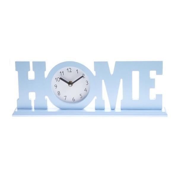 Dřevěné hodiny Babyblue Home