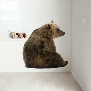 Samolepka Medvěd, 100 cm