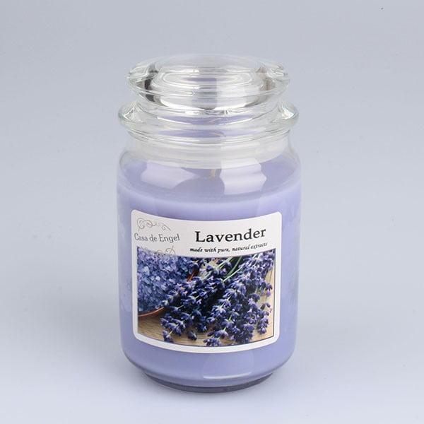 Vonná svíčka Dakls Lavender