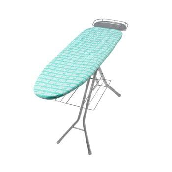 Protecție pentru masa de călcat Addis Large PErfect Fit Aquagreen Stripe
