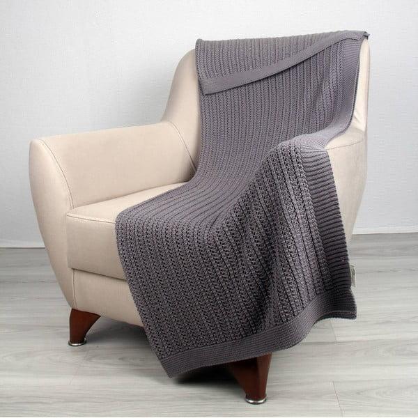 Deka Clen Dark Grey, 130x170 cm