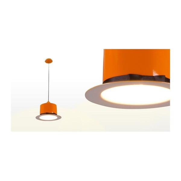 Stropní světlo Hat Orange/White