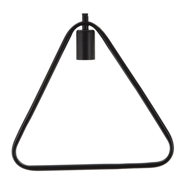 Stropní svítidlo Mauro Ferretti Triangle Nero
