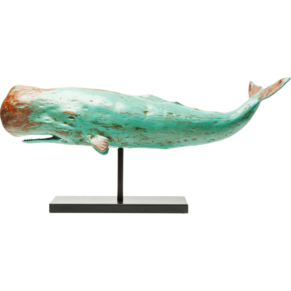 Dekorativní soška velryby Kare Design Whale