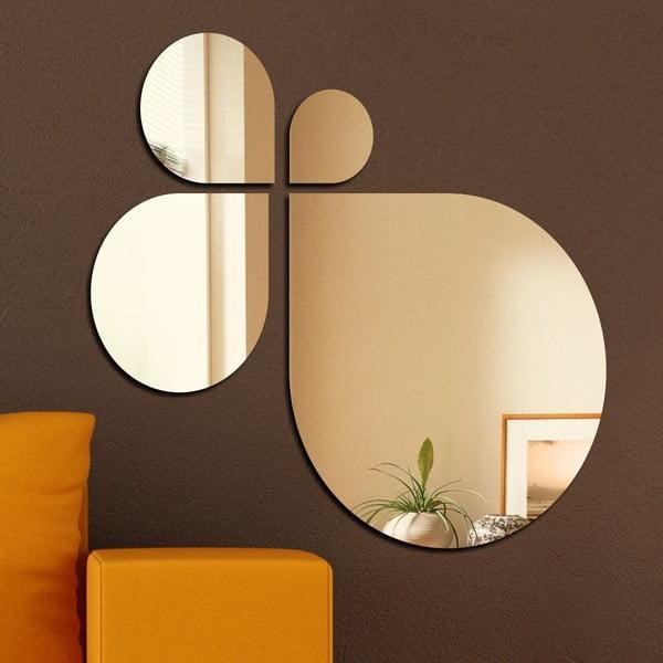 Dekorativní zrcadlo Bubliny