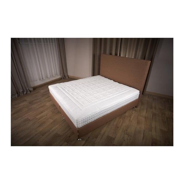 Vlněná podložka na matraci PiCaSo manufactury Komfort WOOL, 180x200cm