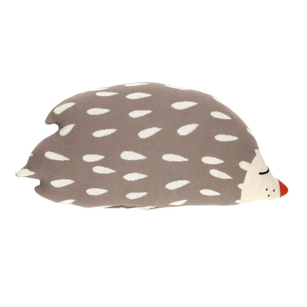 Polštář Art For Kids Hedgehog, 50 x 27 cm