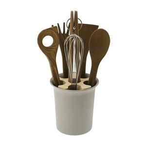 Stojan s kuchyňskými nástroji Legnoart