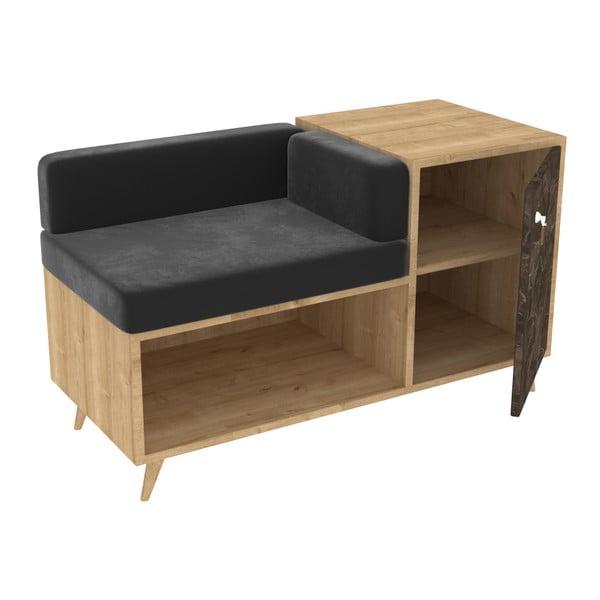 Anzer többfunkciós ülőpad és komód
