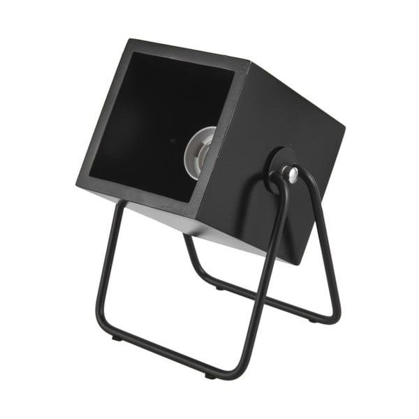Hefty Square fekete asztali lámpa - Letimotiv