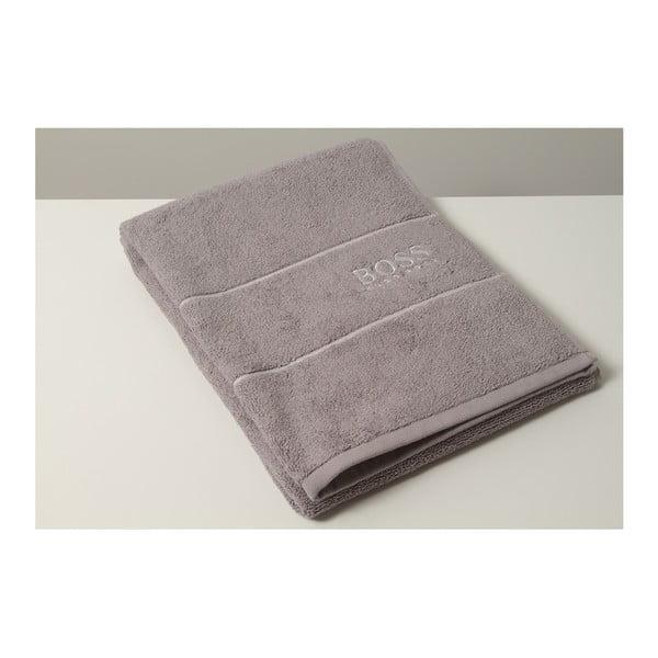 Ručník Hugo Boss Plain 50x100 cm, šedý