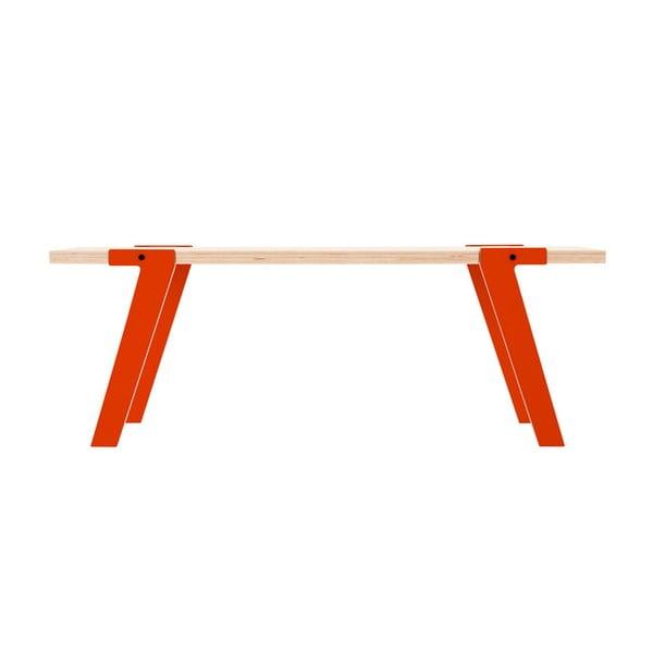 Oranžová lavice na sezení rform Switch 05