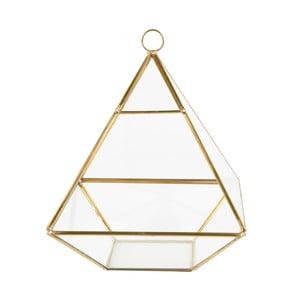 Dekorativní terárium Sass & Belle Pyramid