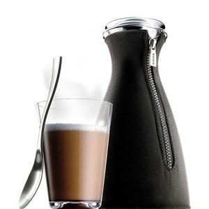 Karafa na kávu Solo 1 l se 2 sklenicemi a lžičkami
