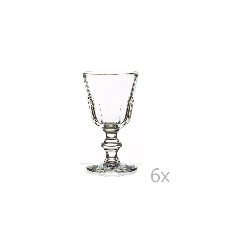 Sada 6 sklenic na vodu La Rochère Périgord, 220 ml