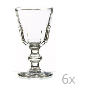 Sada 6 sklenic na vodu Périgord, 220 ml