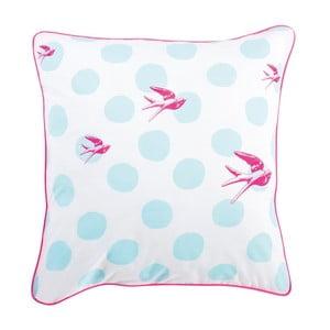 Povlak na polštář Pink Birds, 65x65 cm