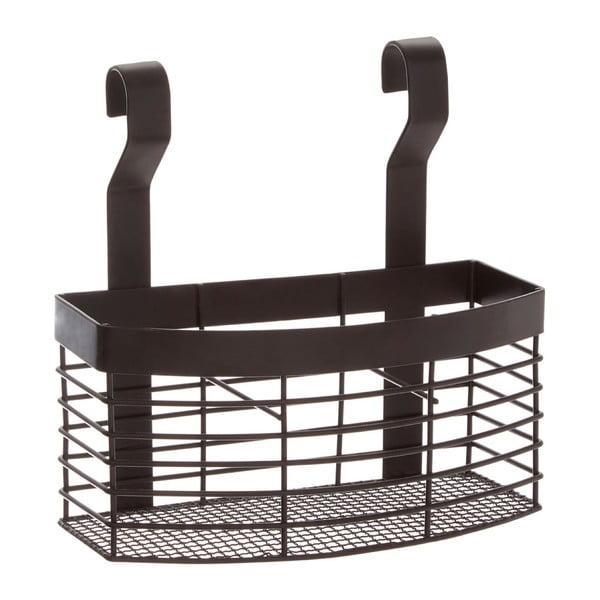 Čierny závesný košík do kuchyne Premier Housewares Sorello