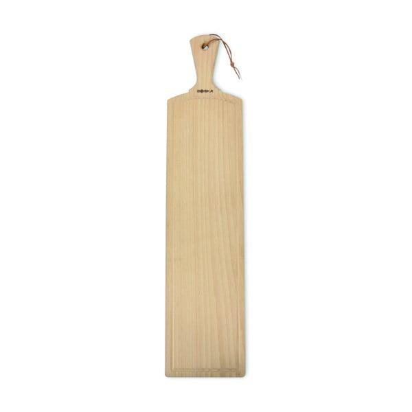 Servírovací prkénko z naolejovaného bukového dřeva Boska Serving Board Amigo, 63 x 14 cm