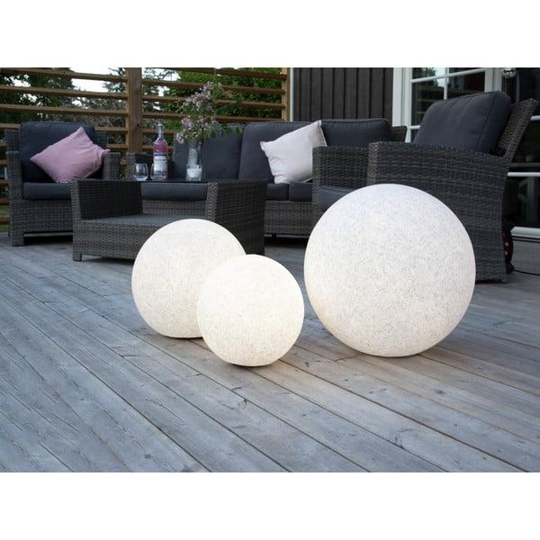 Ogrodowa dekoracja świetlna Best Season Outdoor Twillings Misma, ⌀ 50 cm