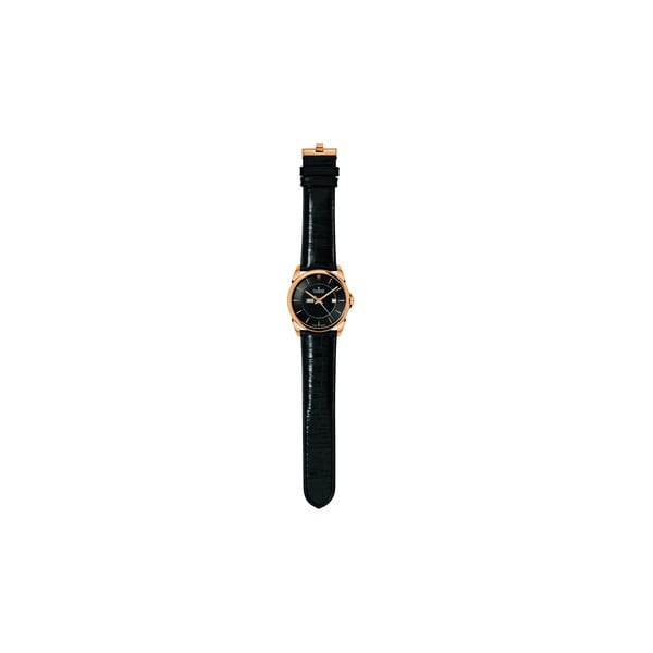 Dámské hodinky Charmex New York Black/Black