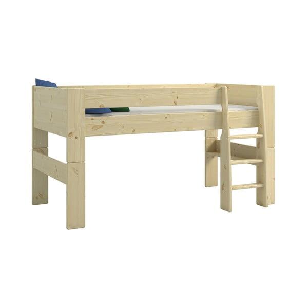 Dětská patrová postel z borovicového dřeva Steens For Kids, výška 113cm