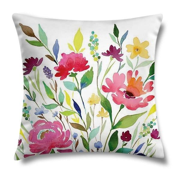 Polštář Flowery Goodness, 43x43 cm