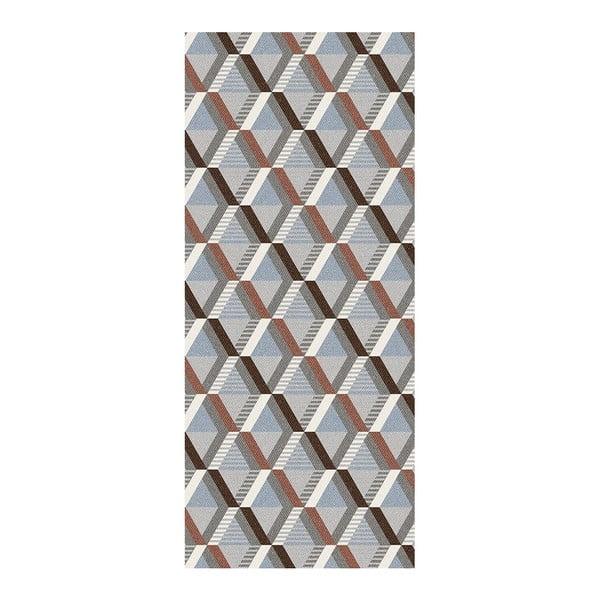 Covor Floorita 3D Multi, 60 x 140 cm