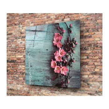 Tablou din sticlă Insigne Fahso, 30 x 30 cm