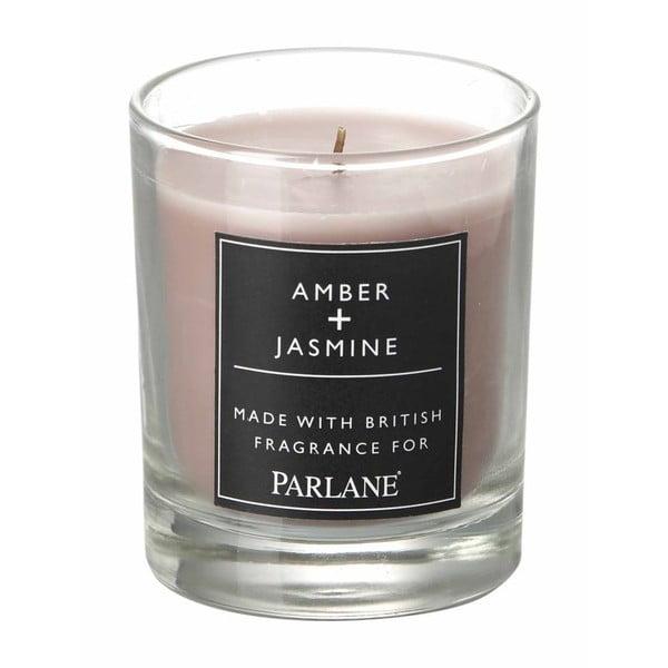 Svíčka ve skle Parlane Amber & Jasmine