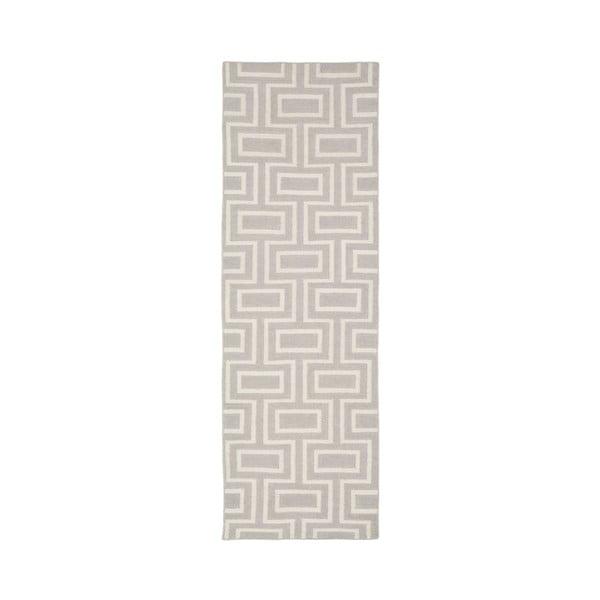 Vlněný koberec Safavieh Kinsley, 76x182cm