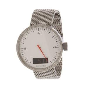 Pánské hodinky Mesh Under Pressure Silver