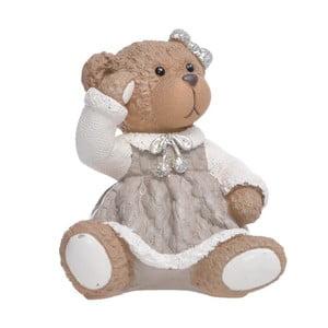 Dekorativní soška Ewax Girl Bear