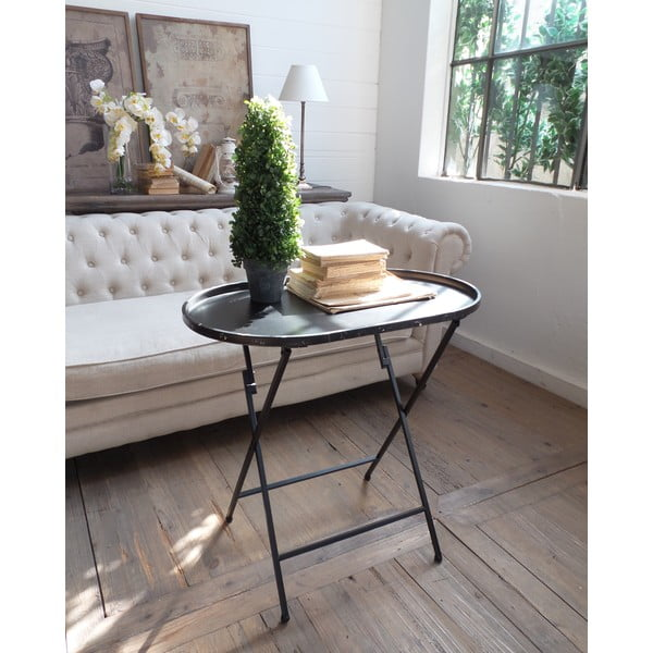 Odkládací stolek Foldable, 75x45x72 cm