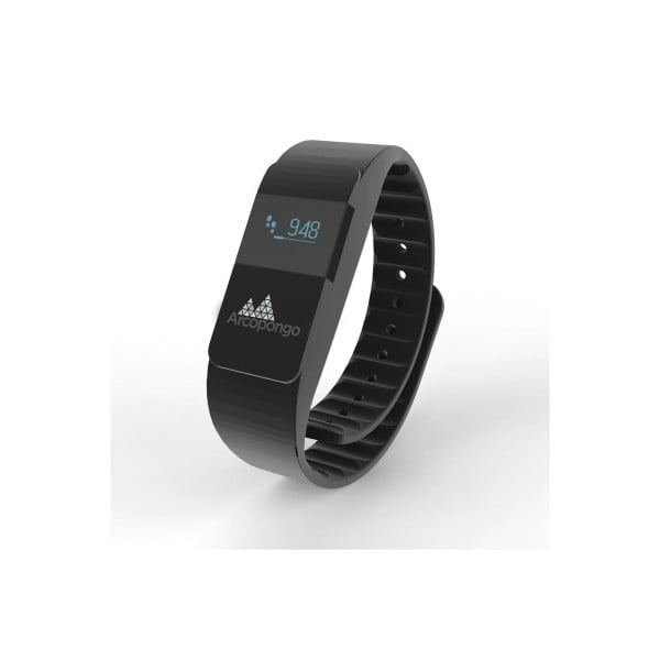Brățară fitness XD Design, negru