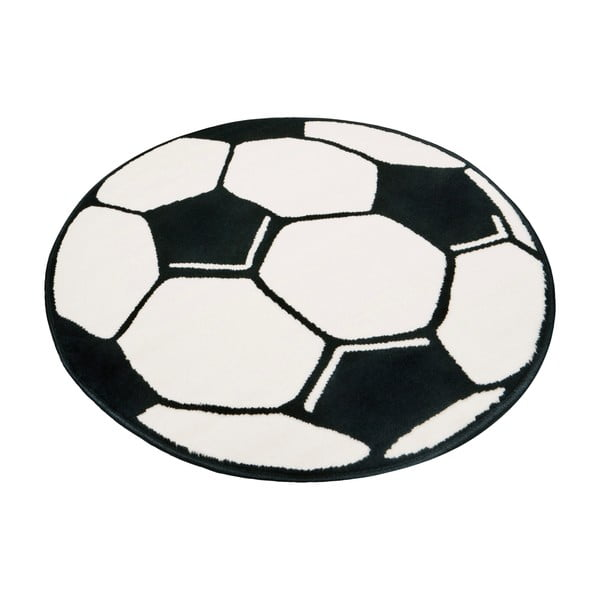 Football gyerekszőnyeg, ⌀ 100 cm - Hanse Home