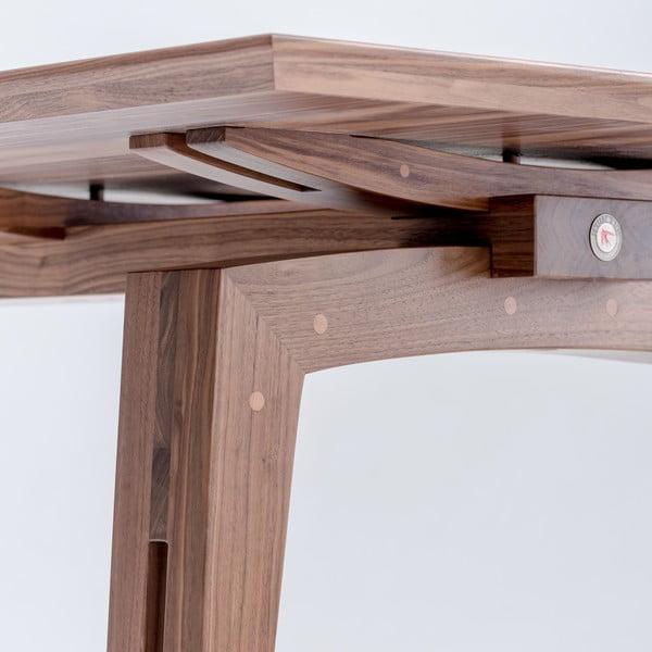 Ořechový jídelní stůl Yamaza