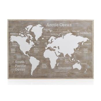 Tăblie din lemn Geese Rustico World, 100 x 165 cm imagine