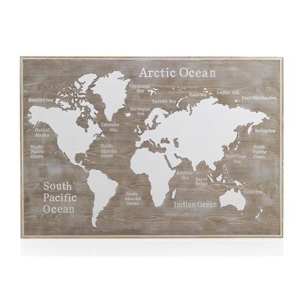 Tăblie din lemn Geese Rustico World, 100 x 165 cm