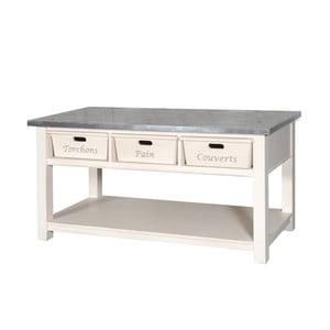 Stůl s košíky Plateau