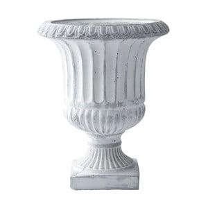 Cementový květináč Rustic, 24 cm