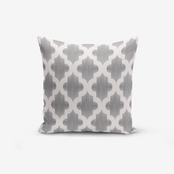 Povlak na polštář s příměsí bavlny Minimalist Cushion Covers Special Design Ogea Modern, 45 x 45 cm