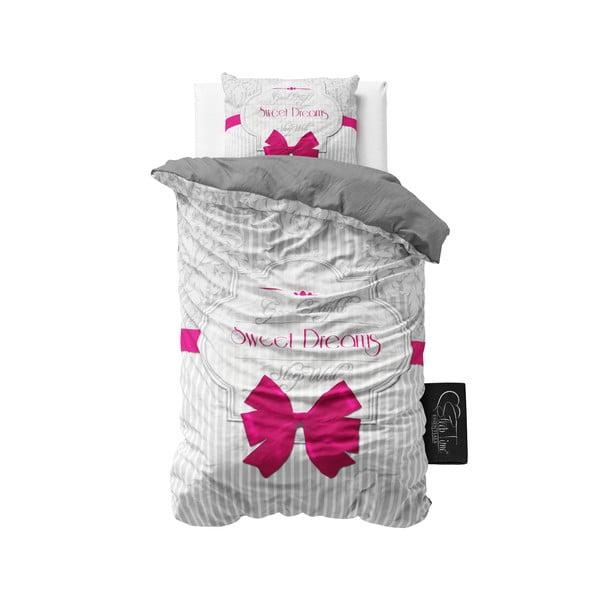 Povlečení Sweet Dreams 140x200 cm, růžové