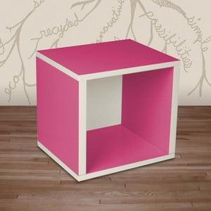 Police Cube, růžová